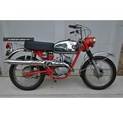 1968 Hodaka Ace 100 Condition