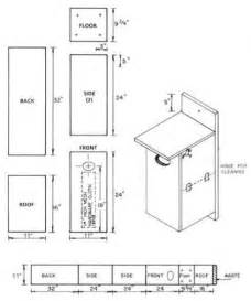 how to build a birdhouse modern farmer bird house plans