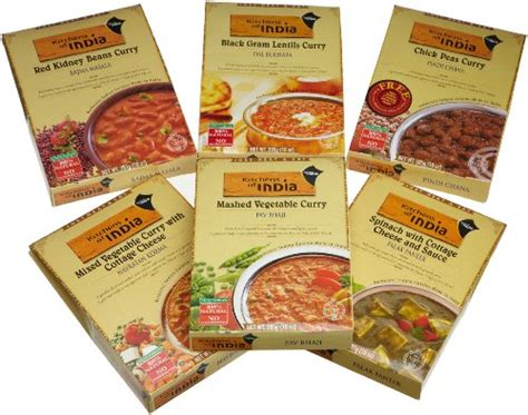 Kitchens Of India Kitchens Of India Curry Paste Variety Pac By