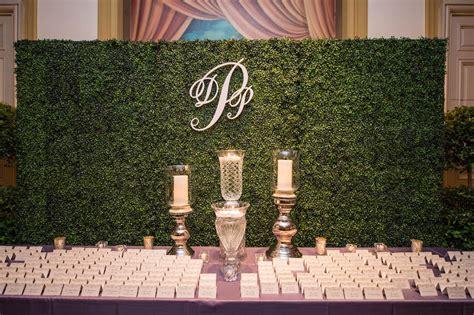 Wedding Ideas: Nature Inspired Manicured Hedge Wedding