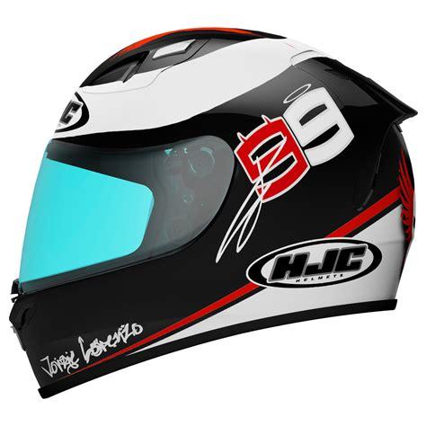 Helm Lorenzo Hjc Announces The Fg 17 Jorge Lorenzo Themed Helmet Autoevolution