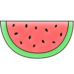 cartoon watermelon step by step drawing lesson