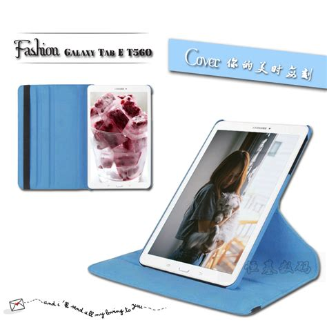 Flip Cover Tablet Advan T1j new products luxury 360 rotating flip leather stand cover tablet for samsung galaxy