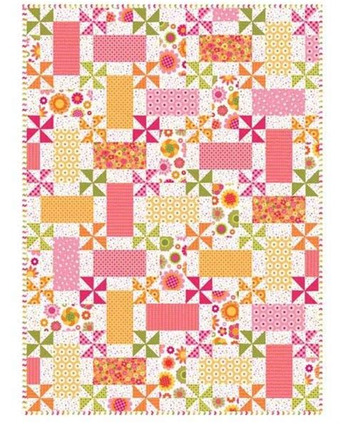 big quilt pattern from late bloomer