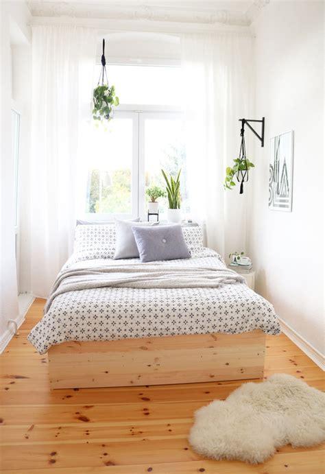 kleine zimmer kleine schlafzimmer einrichten gestalten
