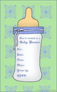 Baby Shower Templates For Boy by 20 Printable Baby Shower Invites 1st Birthday Invitations