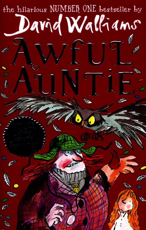 0007453620 awful auntie awful auntie by walliams david 9780007453627 brownsbfs