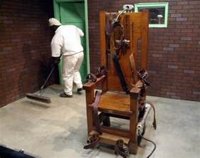 When Was The Last Electric Chair Execution In The Us by Penalty States Mull Return Of Firing Squads