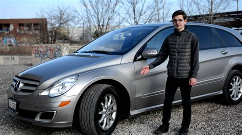 Mercedes R Class Review by Mercedes R Class R350 2006 Review