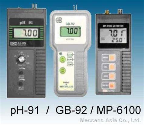 table top ph meter ph meters portable ph meter table top ph meter manufacturers