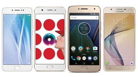 Samsung J7 Vs Oppo A57 Vivo V5 Vs Oppo A57 Vs Moto G5 Plus Vs Samsung Galaxy J7