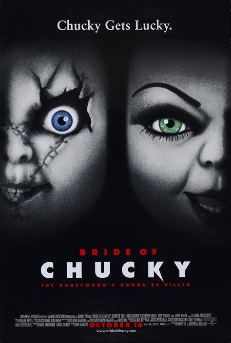 film d horreur chucky 1 on se tape l affiche 1 bride of chucky ronny yu