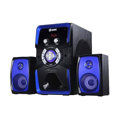 Speaker Aktif Gmc Bekas jual gmc 885 u bluetooth speaker aktif harga kualitas terjamin blibli