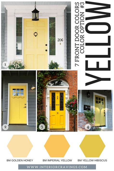 paint colors for front doors 7 front door colors to make your home stand out interior