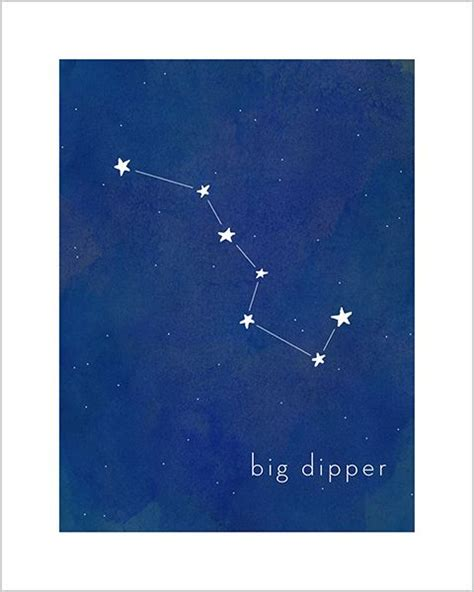 big dipper tattoo best 25 big dipper ideas on