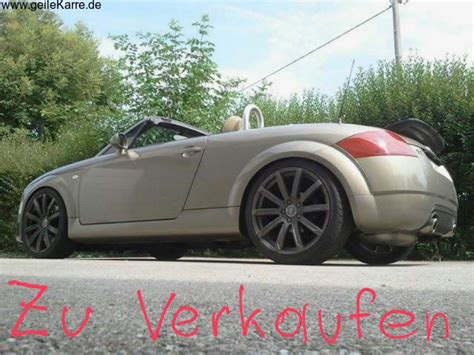 Audi Tt 3 2 Technische Daten by Audi Tt Roadster 3 2 Von Wandi Tuning Community