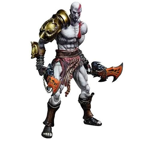 Play Arts Kratos Gow 3 1000 Images About God Of War Statues On Toys