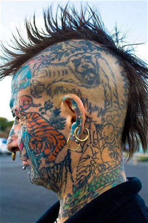 crazy skull tattoos skull tattoos
