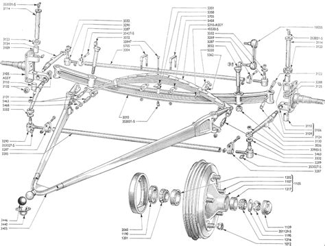 front end parts diagram enchanting 60 front axle parts diagram pictures