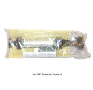 Service Tensimeter service kit tensiometer spectrum technologies
