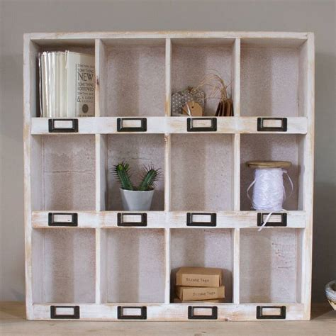 Wooden Bathroom Storage Units Large White Wooden Storage Unit