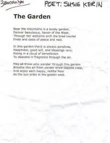 u2 poem read before beautiful day in denver larry