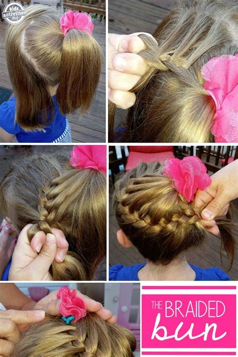 how to do a bun with a braid around it hair fun how to make a braided bun braided buns buns