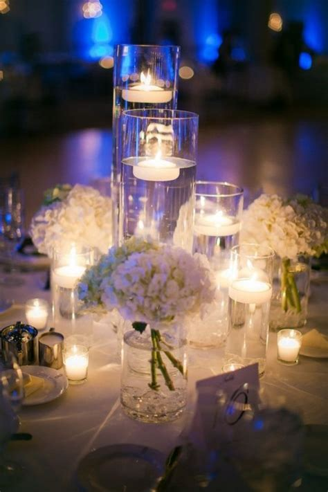 best 25 floating candle centerpieces ideas on