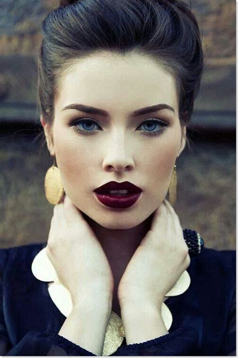 Fall Makeup Trends The Lip by Fall Winter Makeup Trend Fashionsy