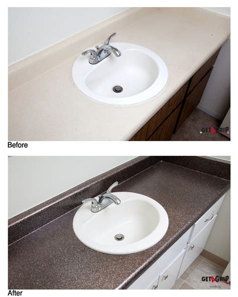 resurfacing bathroom countertops diy 1000 images about countertop resurfacing on pinterest