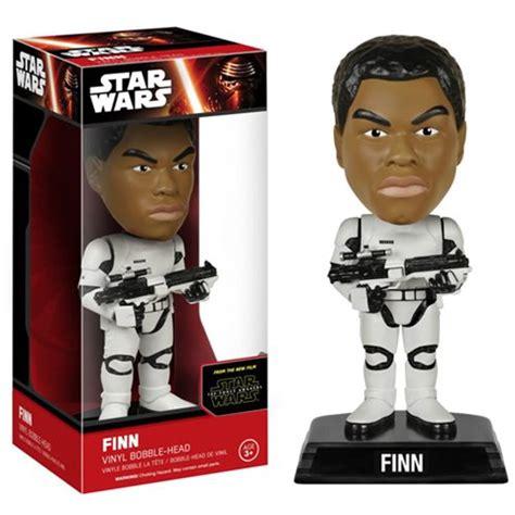 wars 7 bobbleheads wars stormtrooper gear finn bobble not mint