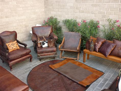 muebles rusticos mexicanos artcumex muebles r 250 sticos articulos de cuero mexicano