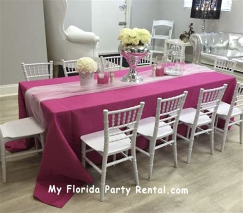 rent childrens tables and chairs children s chiavari chairs my florida rental