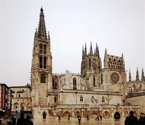 imagenes goticas grandes file cathedral of burgos south facade jpg wikimedia