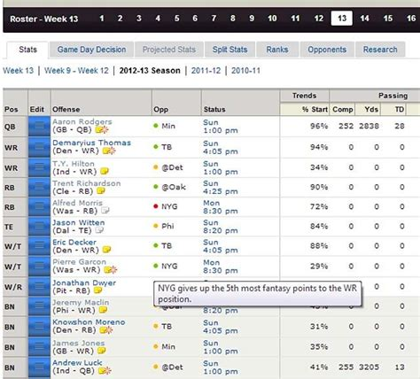 email yahoo sports new feature could be helpful to yahoo players fantasy