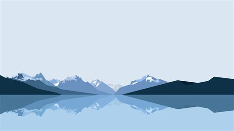 minimalist mountains 5120x2880 minimalist blue mountains 8k 5k hd 4k wallpapers