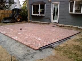 Simple Paver Patio Pin By Calindy Stringer On For The Home