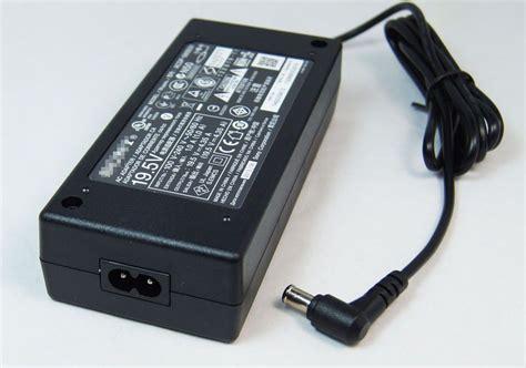 Adaptor Tv Sony sony acdp2d060s01 19 5v 3 05a genuine ac adapter