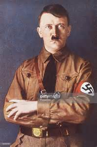 German chancelor and leader of the nazi party of germany adolf hitler