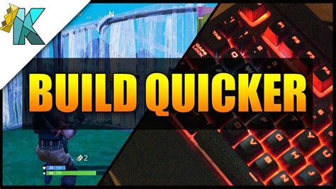 fortnite keyboard controls fortnite 101 how to build quicker remap your keyboard