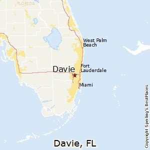 davie florida map best places to live in davie florida