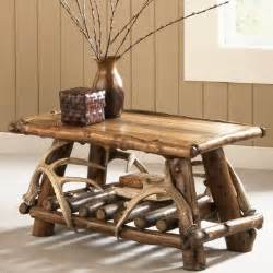 cabelas home decor rustic lodge coffee table matching accessory tables