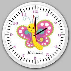 Kinderzimmer Uhr Junge by Kinder Wanduhr Kinderzimmer Wanduhr Personalisiert