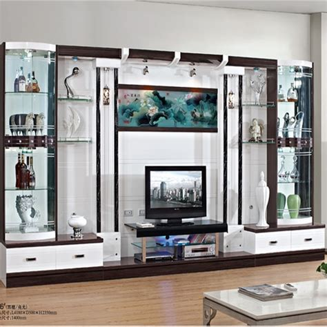 fancy glass display cabinet modern brief fashion cabinet partition glass cabinet