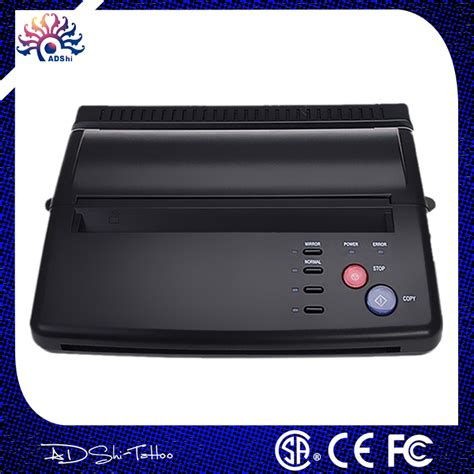 tattoo stencil printer portable copier thermal copier machine stencil