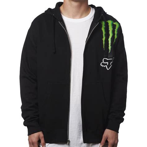fox motocross hoodies fox racing mx energy zebra colab motocross