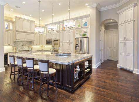 big kitchen with kitchen island biaf media home design