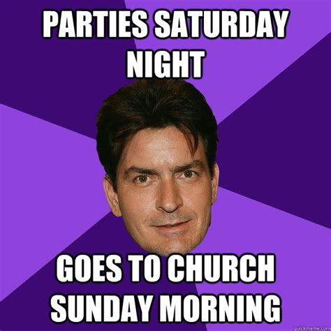Saturday Night Meme - saturday night sunday morning memes image memes at