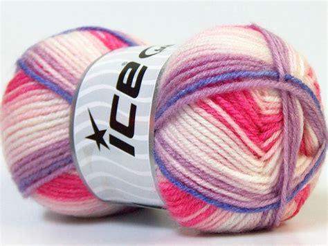 Dijamin Benang Rajut Acrylic benang rajut baby wool 35f crafts