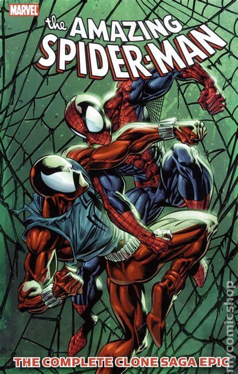 Spider Man Bed Comic Books In Spider Man Clone Saga